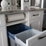 ✔ 67 clever small kitchen remodel open shelves ideas 22 : solnet-sy.com