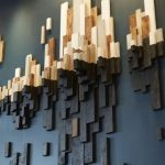 10 Awesome DIY Modern Wall Art Design Ideas - #Art #awesome #design #Diy #Ideas ...