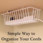 10 DIY Cord Organizers That Will Keep Your Home Clean