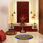 11 Small Pooja Room Designs (With Dimensions) For Your Home