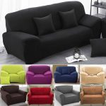 1/2/3/4 Seater Sofa Couch Slipcover Stretch Covers Elastic Fabric Settee Protector Fit | Wish