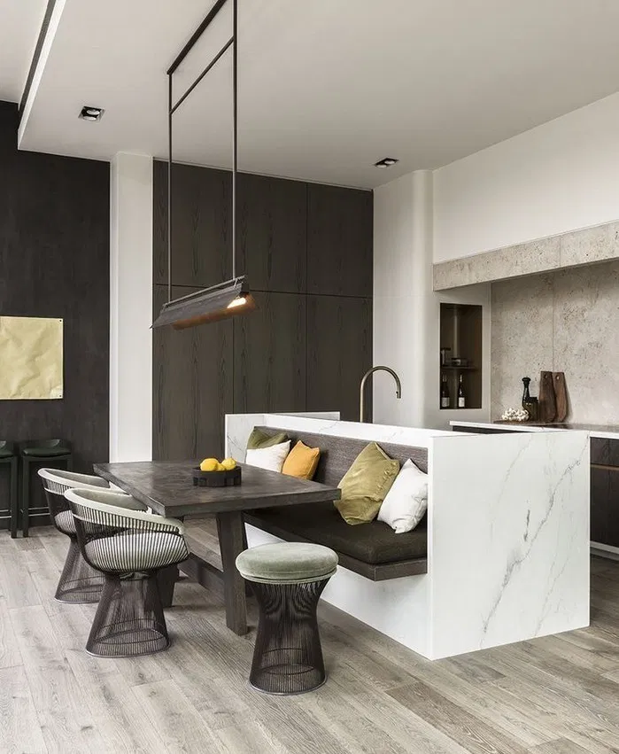 140+ modern kitchen design ideas to try asap 15 ~ my.easy-cookings.me