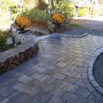 15 Amazing Simple Paver Patio Designs for Your Home Outdoor