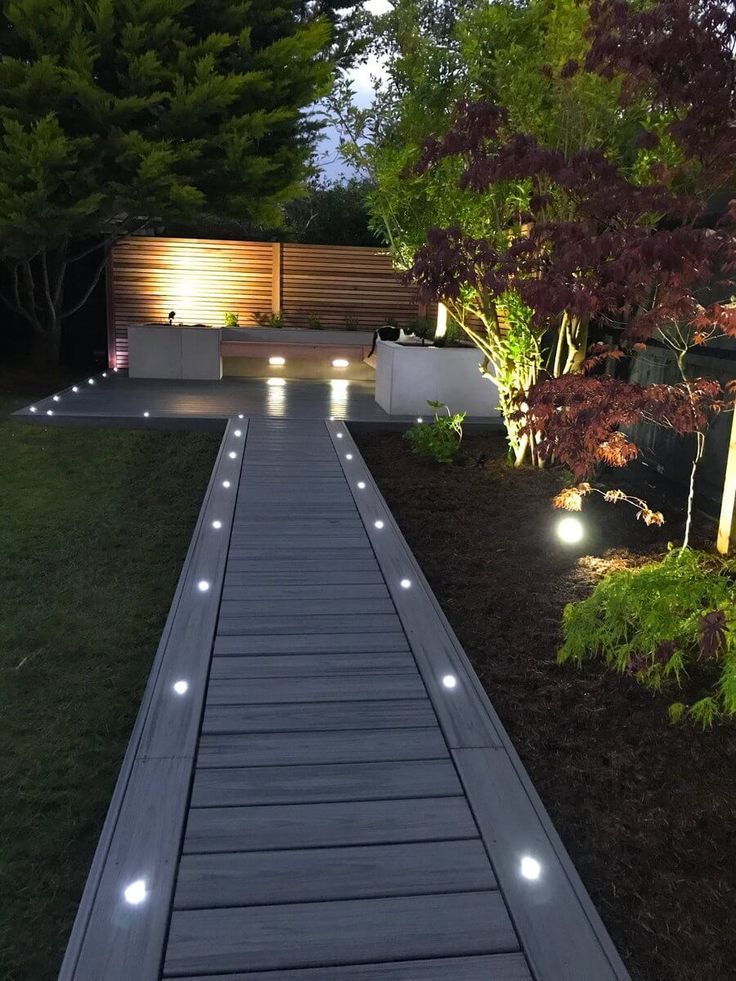 15 Great ideas for lighting your deck # … – #15awesome #Deck #great #Ideas #li…