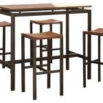 Counter Height Bistro Set - Mobelde.com