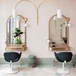 49 Impressive Small Beautiful Salon Room Design Ideas