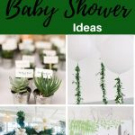 Greenery Baby Shower Ideas; DIY Greenery Decorations for a Gender Neutral Baby Shower - VCDiy Decor And More