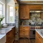 Rustic Kitchen Decoration