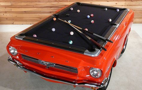 Ford Mustang – 1965 Collectors Edition Pool Table