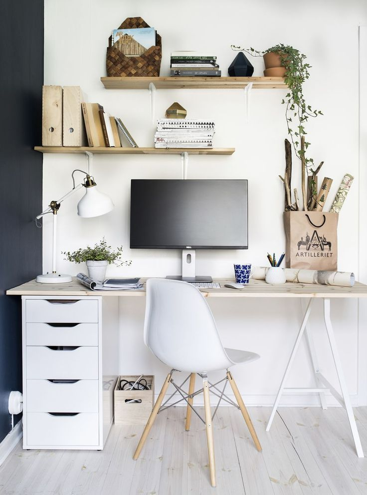 Best Home Decorating Ideas – 50+ Top Designer Decor –  49+ Small Home Office Ide…