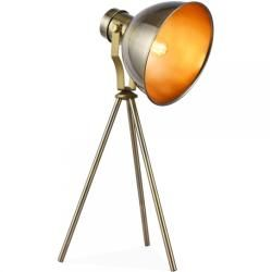 Tuli Tripod Tischlampe, Messing Cult FurnitureCult Furniture