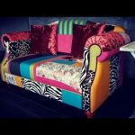 DIY Patchwork Sofa Upholstery Tutorial Video Guide