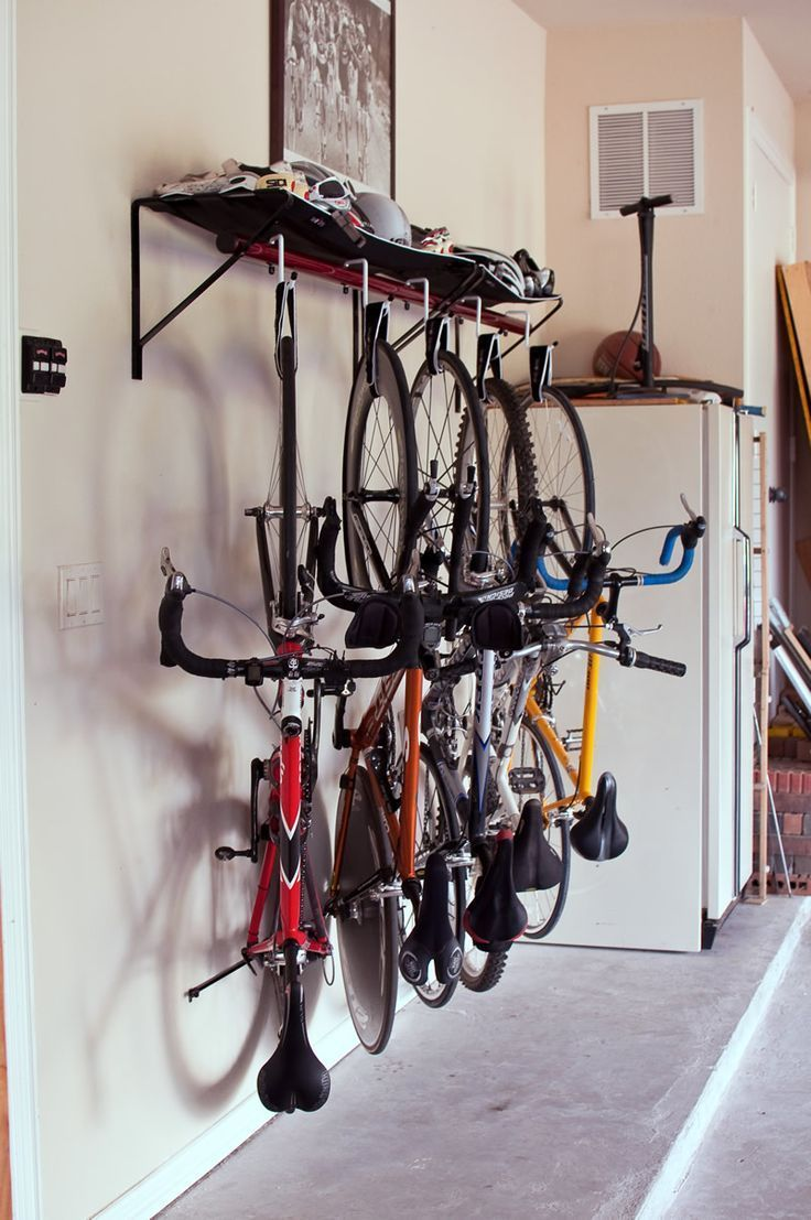 17 Amazing Bike Storage Ideas You Just Have To See