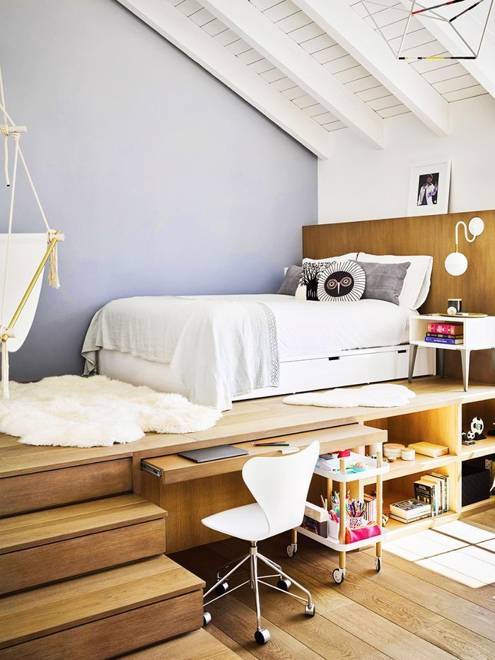 20 Teen Bedroom Ideas So Good You'll Steal Them for Yourself