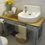 20 Upcycled and One-of-a-Kind Bathroom Vanities : Home Improvement : DIY Network...