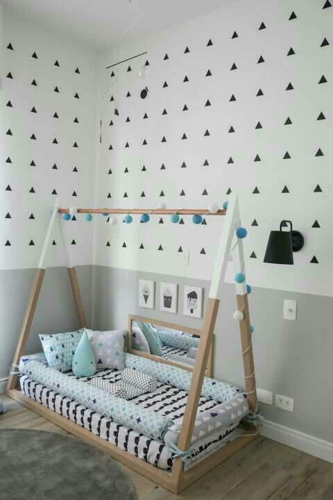 2018 Best Toddler Boys Bedroom Themes for your inspiration – #Bedroom #Boys #Ins…