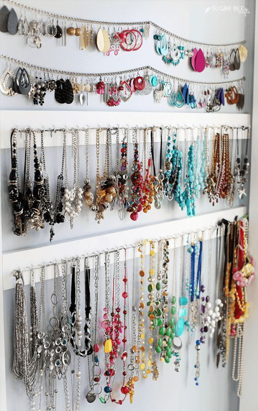 21 Jewelry Organizers That Will Make Your Life Easier | Chasing A Better Life