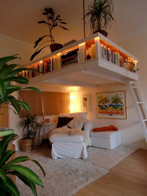 24 Creative & Clever Space Saving Ideas That Will Enlargen Your Space