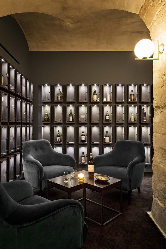25+ Stunning Bar Design Ideas That Will Thrill You