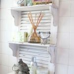 25 Ways To Reuse Old Shutters In Home Decor