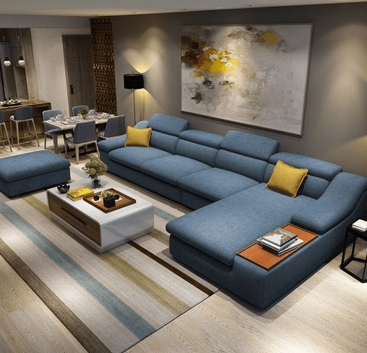 25 Ways to Increasing Your Morning Mood with Living Room Decoration