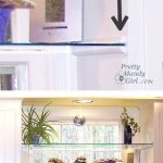 #25. Install glass shelves in your kitchen window for plants and herbs! -- 27 Ea...