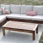 2x4 outdoor coffee table (Ana White) - Outdoor Furniture Ideas