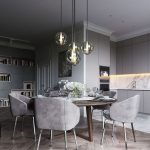 30+ Awesome Dining Room Designs Ideas In Industrial Style