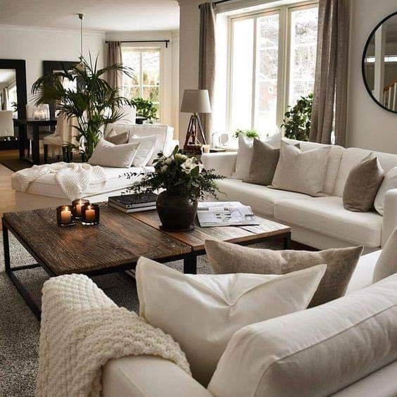 30+ Fascinating Living Room Design Ideas For Home 2019 #Wohn…- 30+ Fascinating…