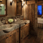 30+ Gorgeous Rustic Bathroom Decor Ideas to Try at Home - FarmFoodFamily