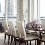 30+ Modern Upholstered Dining Room Chairs