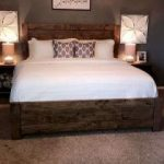 30+Gossip, Lies And King Size Bed Master Bedrooms Rustic 74 - athomebyte