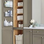 35 Good Small Bathroom Storage Organization Ideas