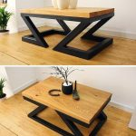 35 Uniquely and Cool Diy Coffee Table Ideas for Small Living Room - HomePrit