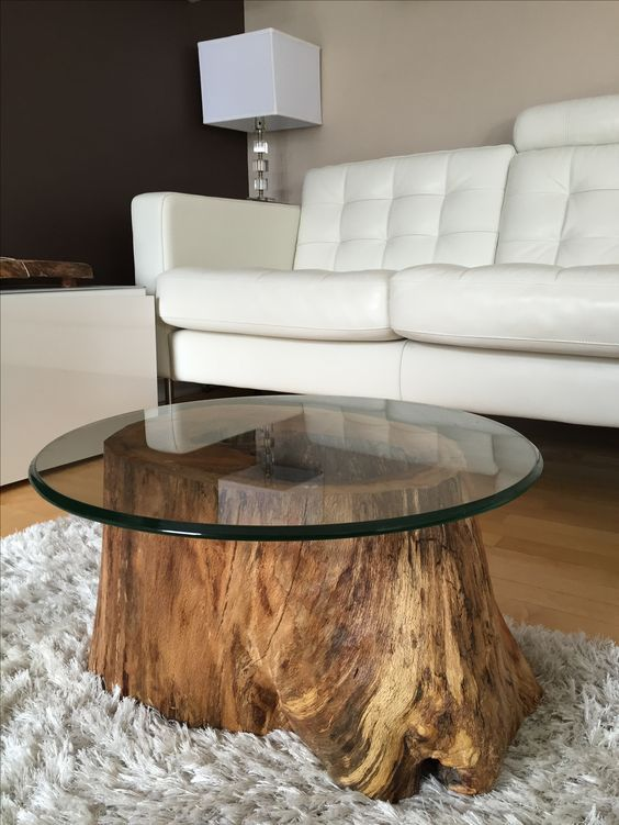 39 Spectacular Tree Logs Ideas for Cozy Households | Homesthetics – Inspiring ideas for your home.