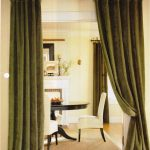 4 Uses for Drapes Other Than Windows | Home, Beautiful houses interior, Vintage screen doors