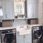 40 Best Laundry Room Organization Ideas With Farmhouse Style
