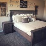 40+ Popular Bedroom Decor And Design Ideas With Farmhouse Style