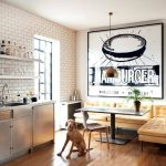 41 Ways to Fill Your Kitchen Nook with Style - pickndecor.com/furniture