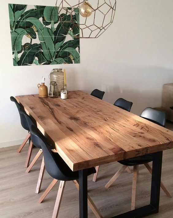 43 Inspiring Dining Room Tables Modern Design Ideas – Page 41 of 43 – Breyi