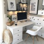 45+ Perfect Idea Room Decoration Get it Know   Modern Home Office Room Ideas   Home Office Sp...