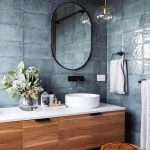 48 Impressive Bathroom Tiles Ideas - HOMEWOWDECOR