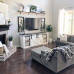 50 Beautiful Small Space Living Room Decoration Ideas - SWEETYHOMEE