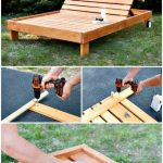 54 DIY Garden Furniture Ideas to Update Your Home Outdoor