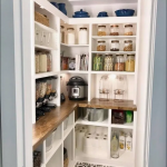 55+ The Best Way Pantry Shelving Ideas to Make Your Pantry More Organized   Blog...
