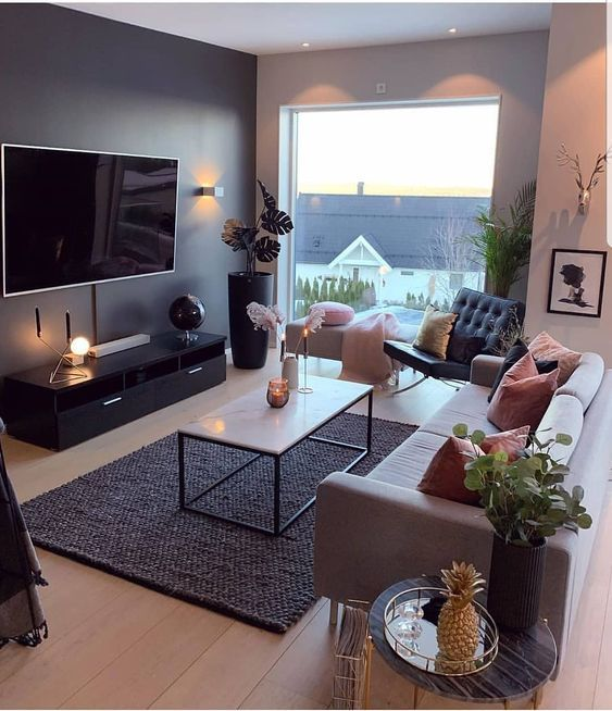 57 COMFORTABLE AND WARM LIVING ROOM IDEAS YOU WILL DEFINITELY LIKE – Page 56 of 57 – Breyi