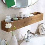 67 Best Small Bathroom Storage Ideas: Cheap Creative Organization (2019) - debbie