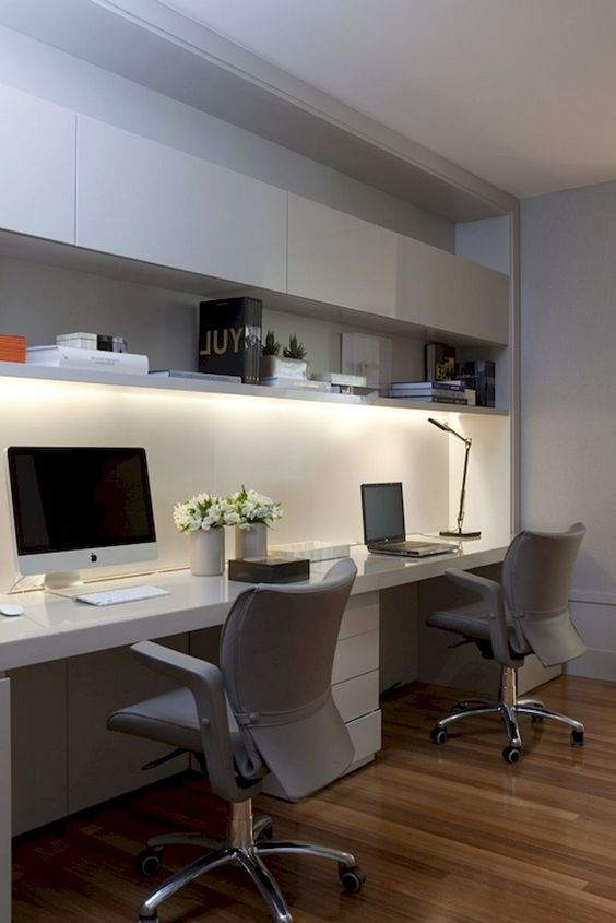 75 Stunning Home Office for Small Space