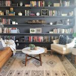 8 Comfortable Modern Home Library Designs