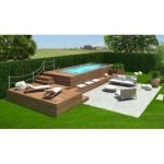 Above ground pools with decks (20+ Awesome Photo) - an essential guide for those...
